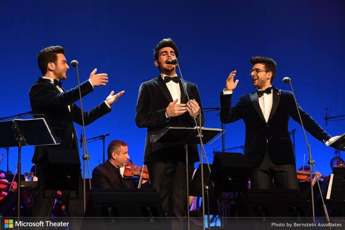 Il Volo Professional ~~ Home and Family/Matrix