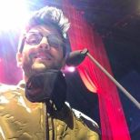 Piero's Inatagram Piero rehearsal Miami Concert 4/1/17