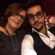 Ignaziomom Ignazio and his Mom 5/14/17