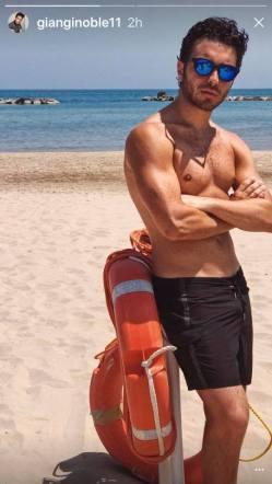 a gain beach article featureing Gianluca - Digithan - Bari Beach - 6/23/17