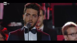 gian Tribute to Pavarotti Il Volo part aired 9/6/17 Verona Arena