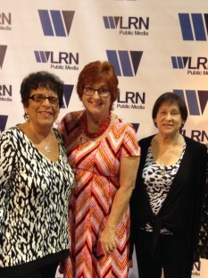 JoanMiami4 Joan with Debbie and Vivian Notte Magica PBS Miami -4/1/17 posted 10/13/17