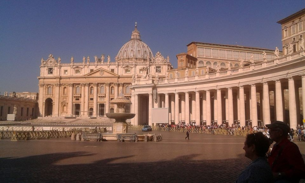 Piazza San Pietro - Vatican City