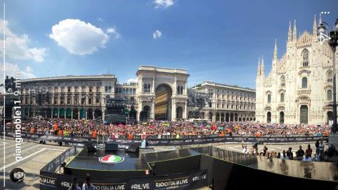 RI Milano Piazza del Duomo