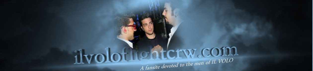 Il Volo Flight Crew ~Share The Love