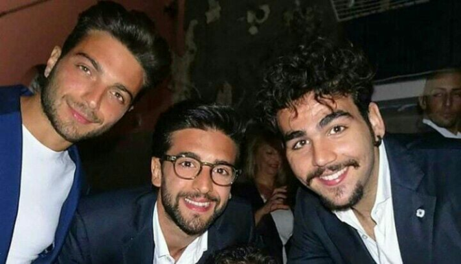 IL VOLO AND THEIR FANS, by Maura and Daniela