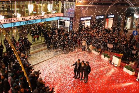 San Remo Red Carpet 01