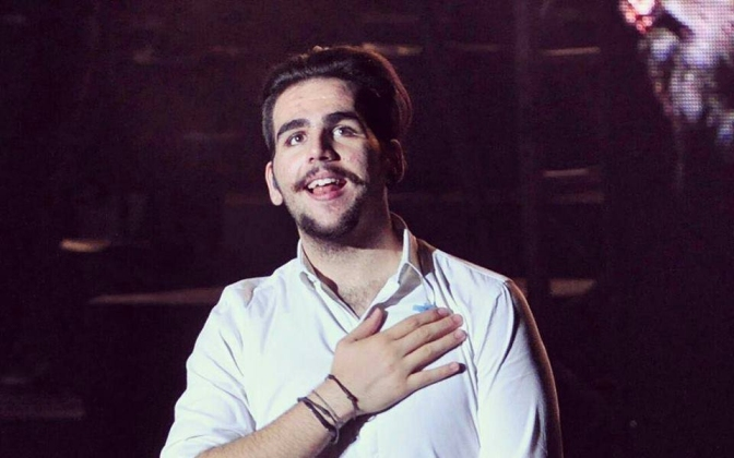 IDENTIKIT OF A STAR , tribute to Ignazio Boschetto for his 24th birthday by Valeria Bosch