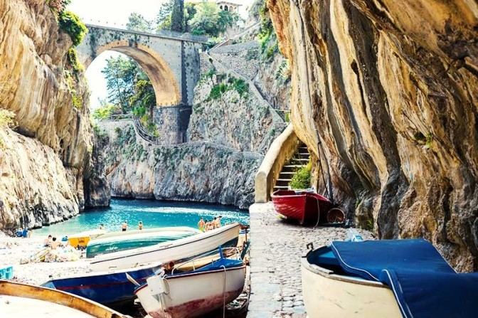 Win a Trip to the Amalfi Coast!
