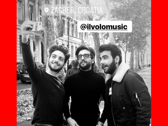 IL VOLO IN PROMOTION by Daniela