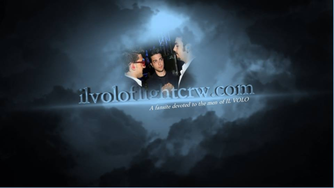 IL VOLO FLIGHT CREW FANPAGE