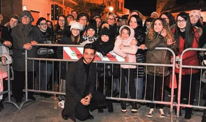 THE CELEBRATIONS FOR GIANLUCA by Daniela