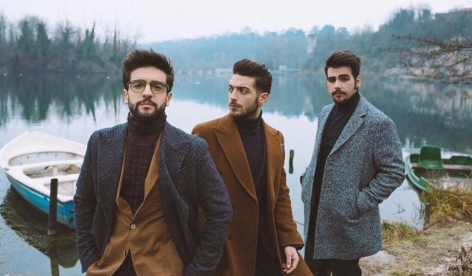 HOW TO CHANGE THE GUYS OF IL VOLO?? 😲 by Daniela