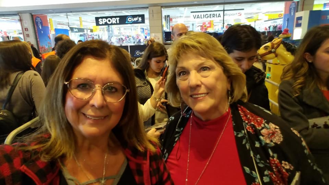 INSTORE TO REMEMBER – Part 1:  by DEBORAH AND JEANNETTE